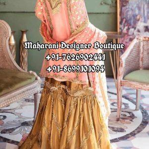 Buy Sharara Punjabi Suits