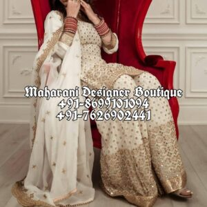 Buy Sharara Suits Pakistani Online