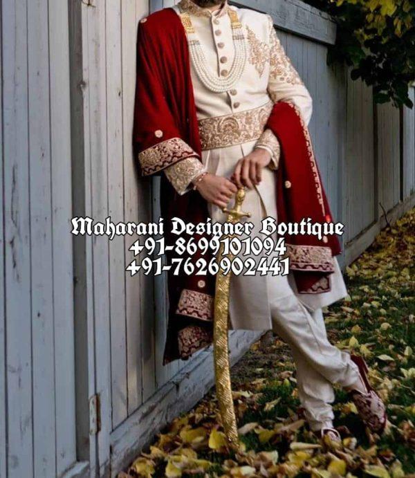 Buy Sherwani For Wedding USA
