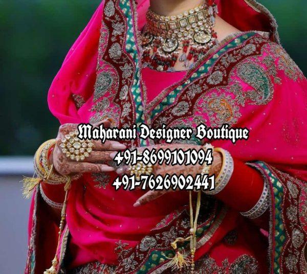 Buy Wedding Designer Lehenga Australia Canada
