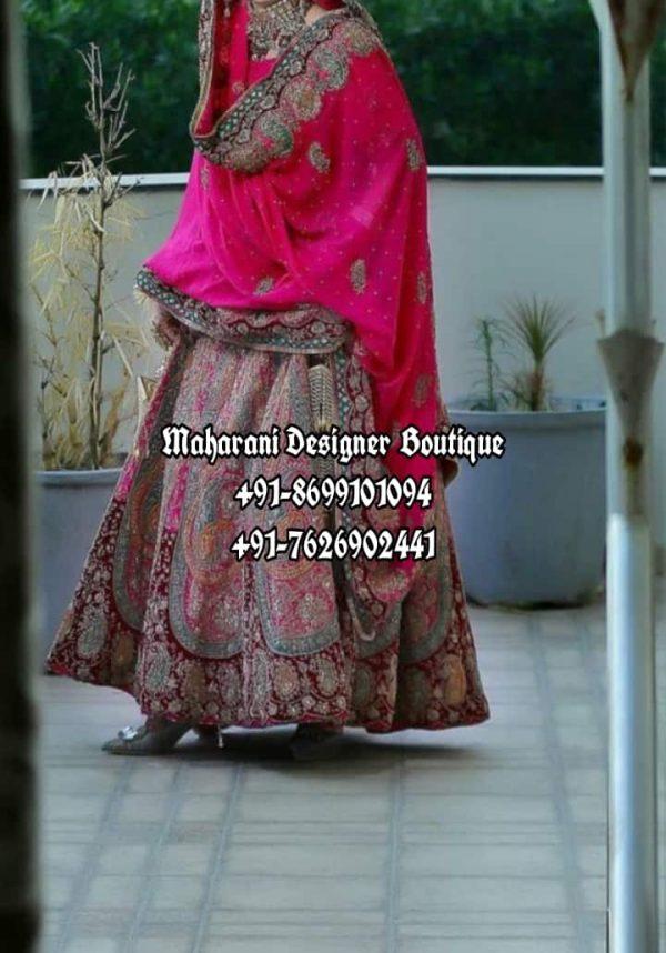 Buy Wedding Lehenga For Bridal USA Australia