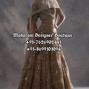 Buy Wedding Lehenga For Reception