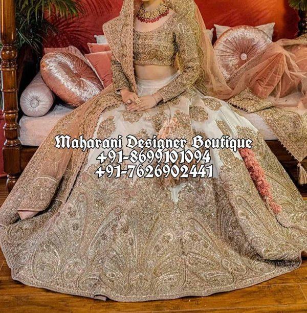 Buy Wedding Lehenga Online USA