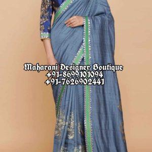 Designer Blouse With Saree