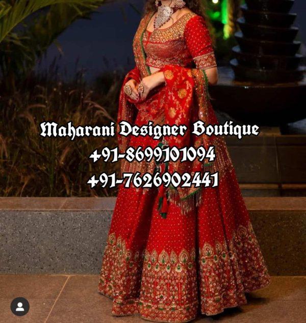 Designer Lehenga For Wedding USA Canada UK Australia France