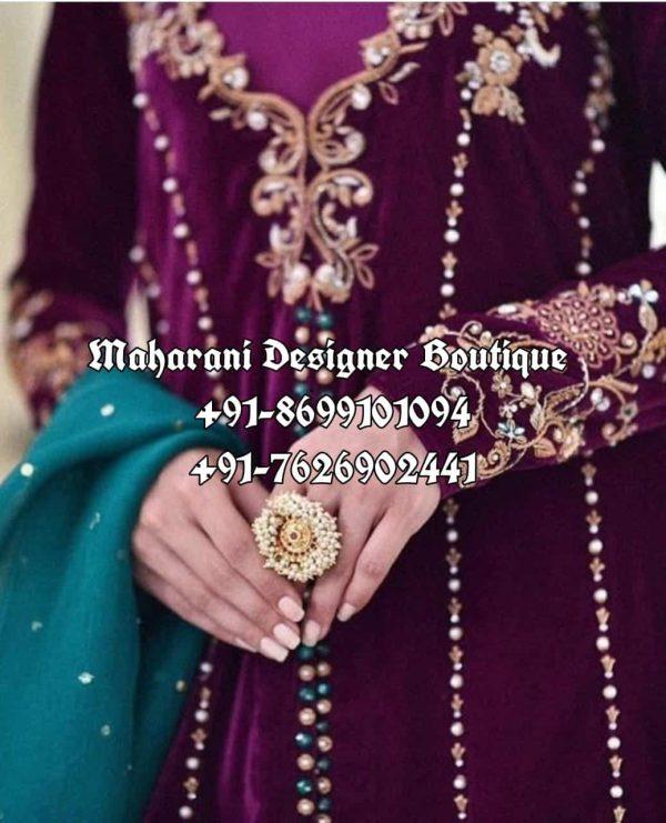 Designer Punjabi Suits Boutique Canada UK
