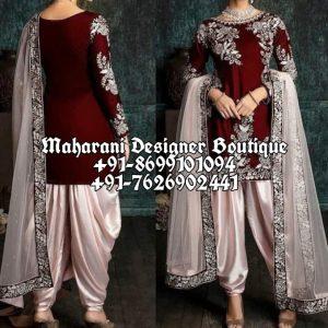 Designer Punjabi Suits Salwar