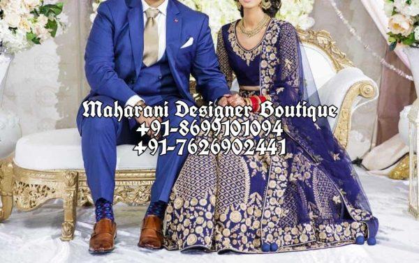 Designer Wedding Lehenga Canada USA
