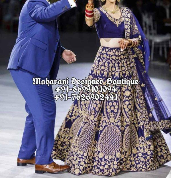 Designer Wedding Lehenga UK