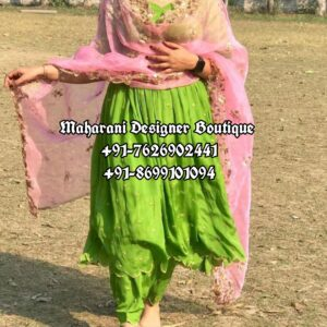 Latest Designs Anarkali Suits