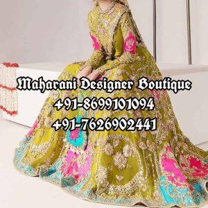 Lehenga For Reception Bride