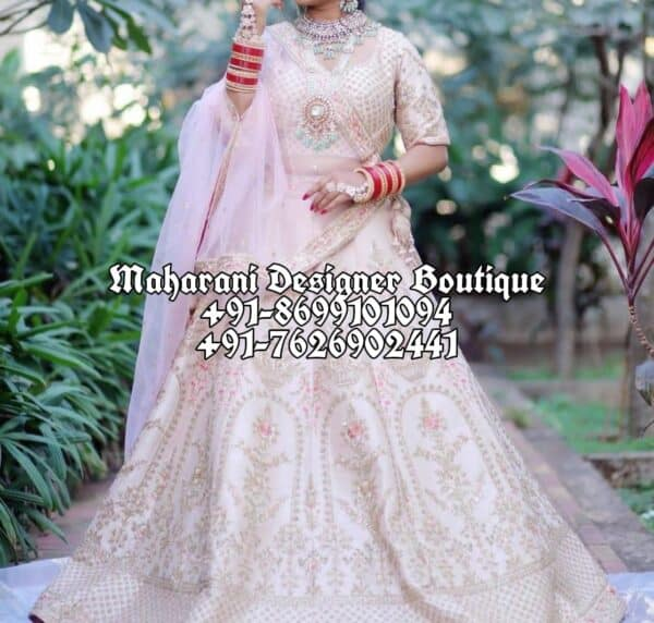 Online Lehenga For Bridal USA