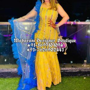 Online Sharara Suits Designs Canada