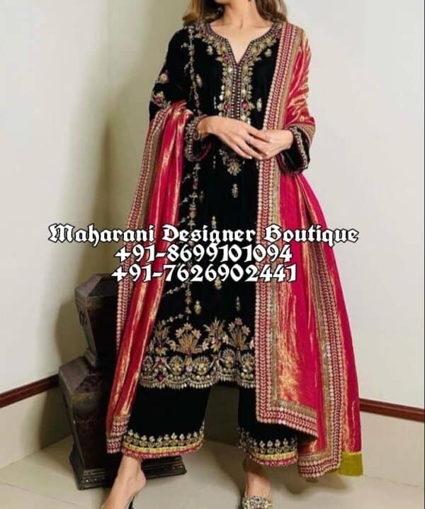 Palazzo Suits Party Wear