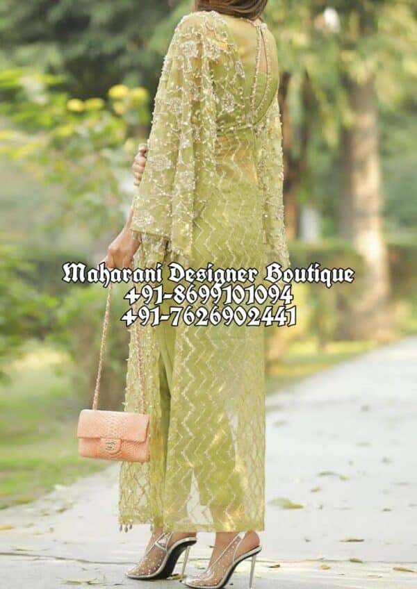 Party Wear Designer Punjabi Suits Canada