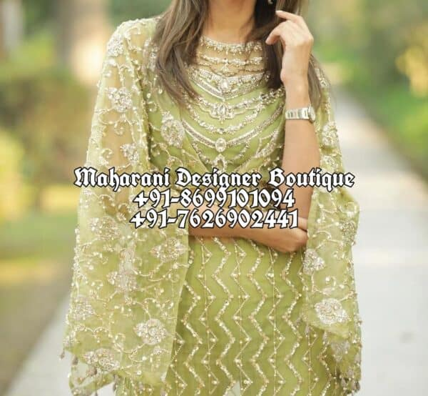 Party Wear Designer Punjabi Suits UK