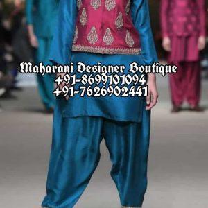 Party Wear Punjabi Suits Designs