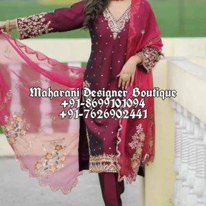 Punjabi Suits For Boutique Canada UK