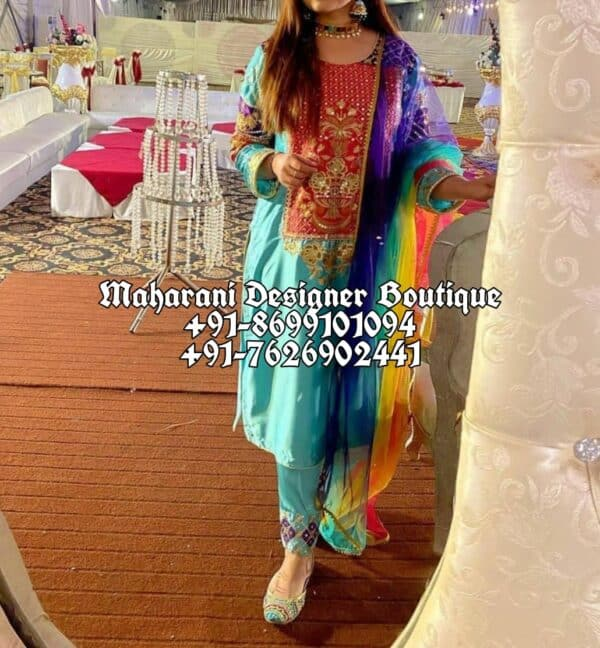 Punjabi Suits In Brampton