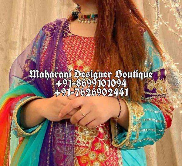 Punjabi Suits In Brampton Canada