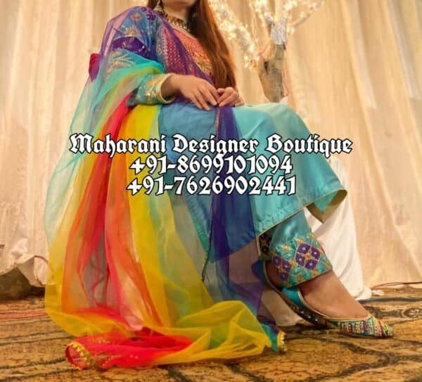 Punjabi Suits In Brampton Canada UK