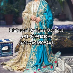Punjabi Suits Neck Designs Canada