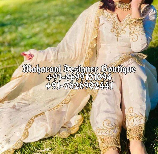 Punjabi Suits New Style