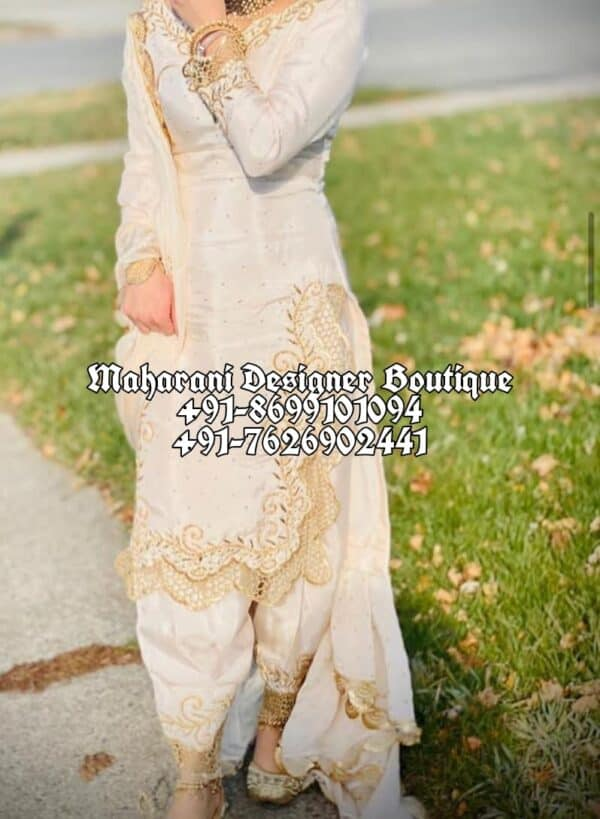 Punjabi Suit New Style Canada