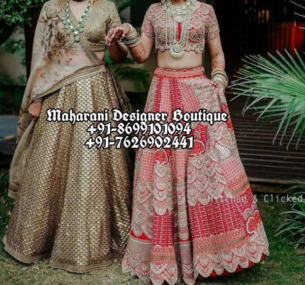 Red Lehenga For Wedding USA UK Australia