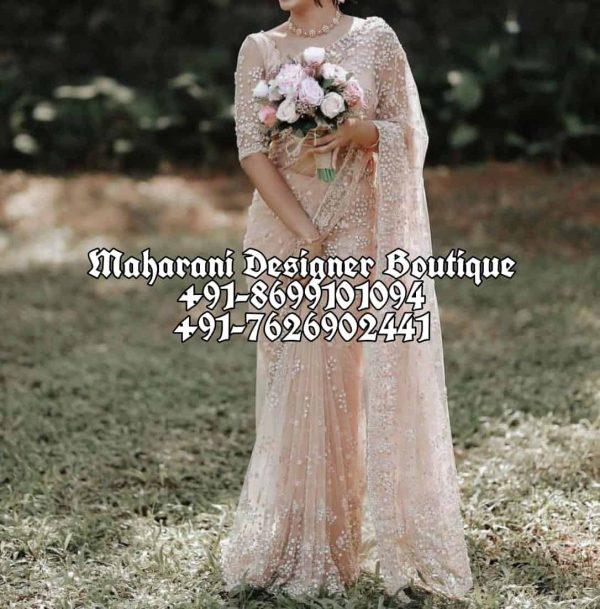 Saree For Wedding USA