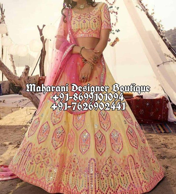 Wedding Designer Lehenga UK USA