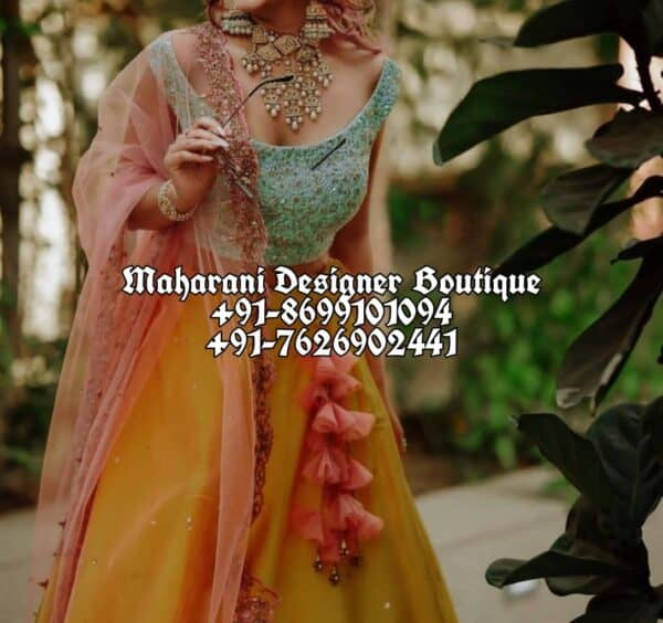 Wedding Lehenga For Bride USA UK