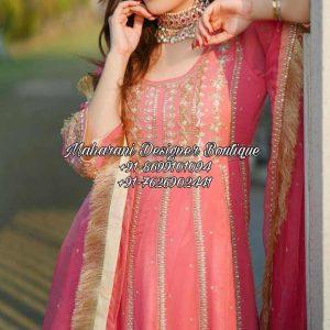 Jalandhar Suit Shops Online | Maharani Designer Boutique