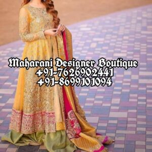 Anarkali Suits Latest Design USA