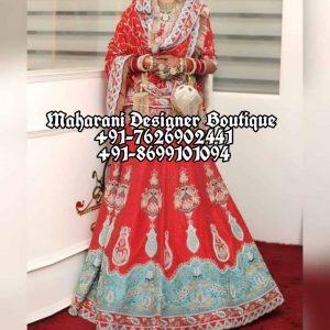 Bridal Lehenga Designer USA