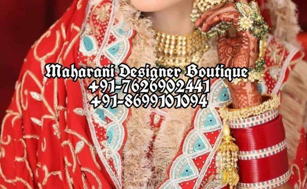 Bridal Lehenga Designer USA Canada