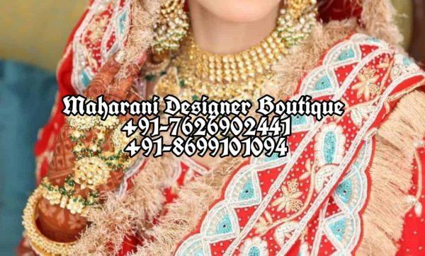 Bridal Lehenga Designer USA Canada Australia