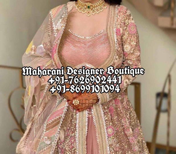 Bridal Lehenga For Reception Party USA