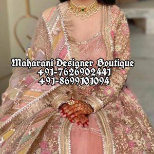 Bridal Lehenga For Reception Party USA Canada UK