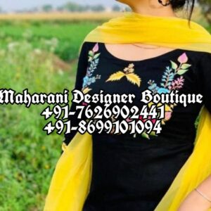 Designer Party Wear Punjabi Suits