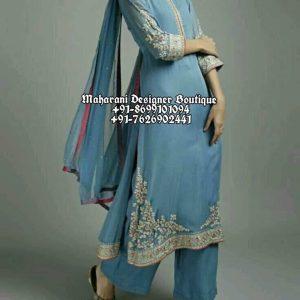 Designs Of Plazo Suits USA