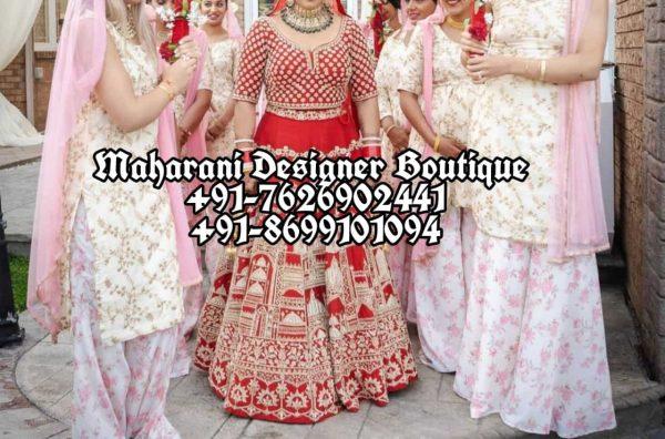 Indian Wedding Lehenga For Bride USA Canada Australia