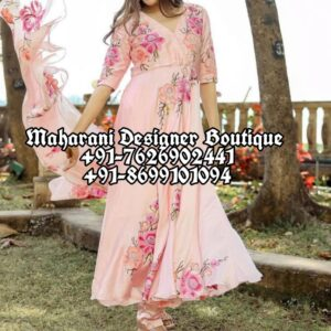 Latest Designer Anarkali Suits USA Canada