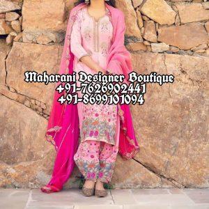 Punjabi Suits Jalandhar Boutique Canada