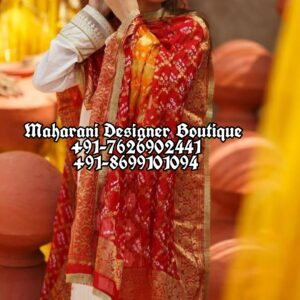 Punjabi Suits Of Boutique Canada UK